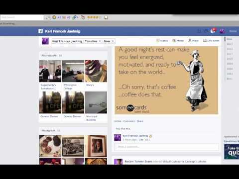 How To Use Facebook's New Timeline in 2013 And Beyond