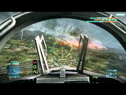 Battlefield 3: Caspian Border Gameplay