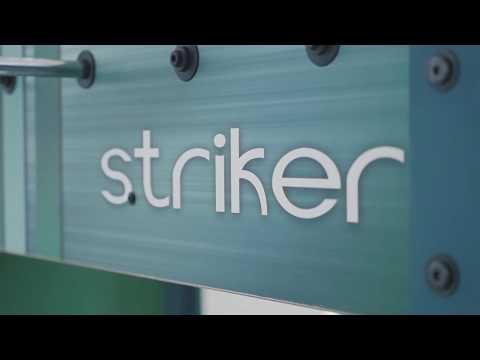 Demo Video | Harvil Striker 4 Foot Foosball Table for Kids and Adult | Dazadi.com
