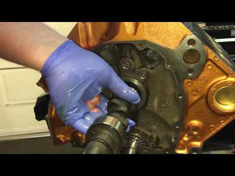 How To Install Camshafts