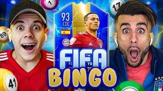 🎱 Fifa Bingo Con Tots Most Consistent!!! - Enry Lazza Vs Ohm | Fifa 19 Ultimate Team