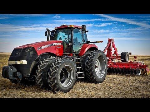 We Got Our Hands On A CASE IH Magnum & PÖTTINGER Terradisc! - Welker Farms Inc