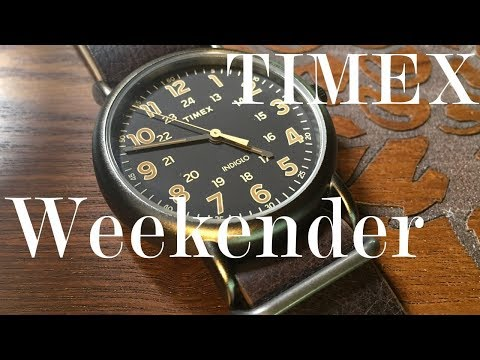 Timex Weekender Review, A Modern Classic TW2P858009J