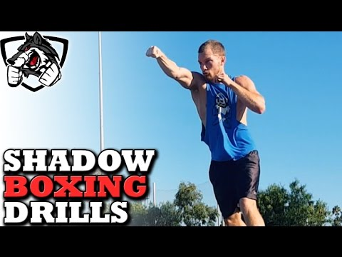 5 Shadowboxing Drills for Footwork, Defense, & Cardio