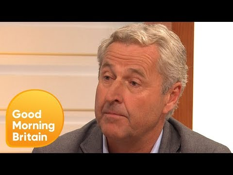 Mark Austin Talks Openly About Coping With His Daughter's Eating Disorder | Good Morning Britain