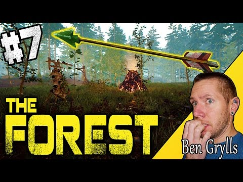 Killing Fields Poison Arrows The Forest W Ben Grylls Ep 7 Alpha V032
