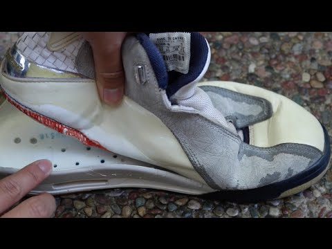 Sole Swap Series - Episode 1: How To Remove Donor Midsoles Tutorial!
