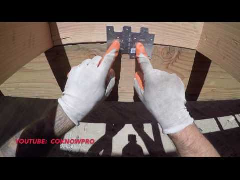 How to Install Top Flange Hangers & Teco Clips by CoKnowPro (YouTube)