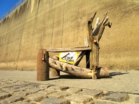 THE DRIFTWOOD CHAIR