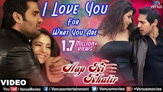 I Love You For What You Are Full Video Song   Aap Ki Khatir   Priyanka Chopra, Akshaye Khanna  