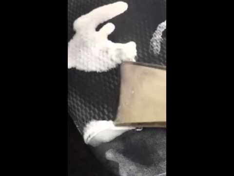 How to extract makeup out seat