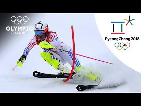 Lindsey Vonn's Alpine Skiing Highlights | PyeongChang 2018