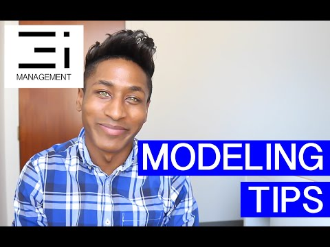 How to get signed to a model agency