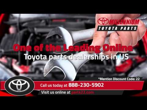 Toyota Part # 3291033040 | Toyota Camry 2000 Auto Trans Oil Cooler