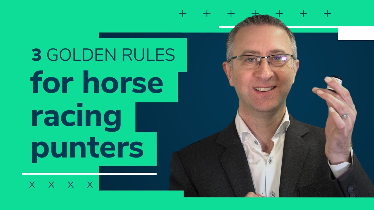 Professional gambler Andy Holding: Three golden rules for horse racing punters