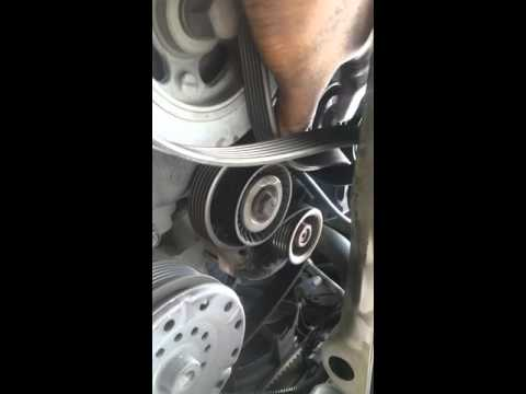 Chrysler sebring water pump 2.4