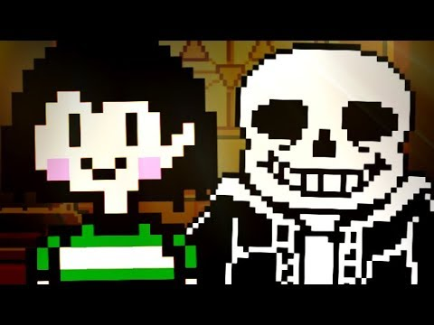 Undertale Red - No Hit Pacifist & Genocide