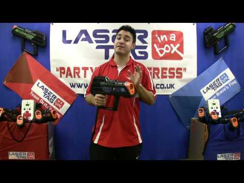 Laser Tag Hire Packages We Offer