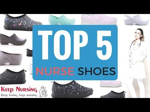 Top5 Nurses Shoes KeepNursing