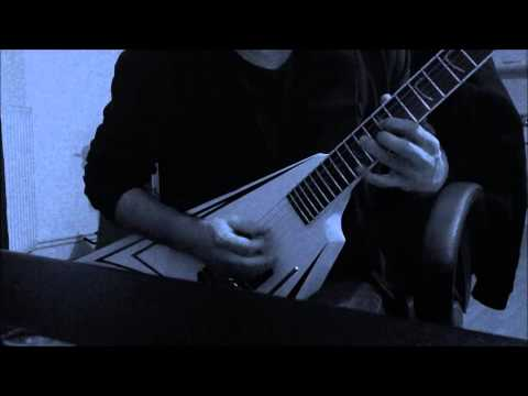 Children Of Bodom Not My funeral Guitar Solo