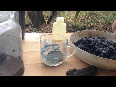 Ash Soap & Anti-Fungal Paste