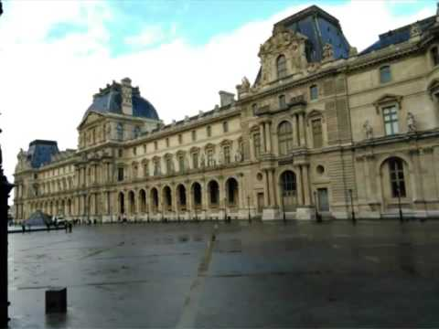 FRANCE..Notre dame ,Louvre, Eiffel tower