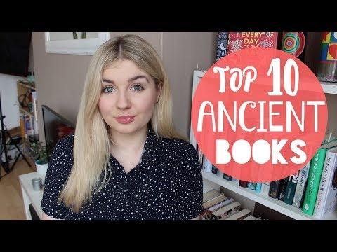 Top 10 Favourite Classical Books | Ancient Greek & Roman Literature