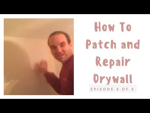 Drywall Patch #4