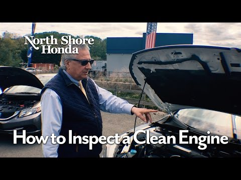 How to Inspect a Clean Engine | How to Buy a Used Car