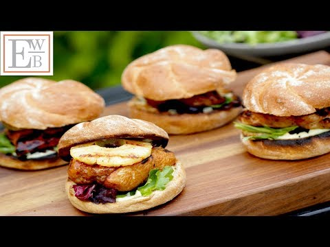 Beth's Teriyaki Chicken Sandwiches (COLLAB WITH FLAVCITY!)