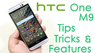 Htc One M9 Tips Tricks Hidden Features