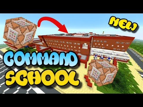 MINECRAFT COMMAND SCHOOL EP: 1 - Teleport Tutorial 2018