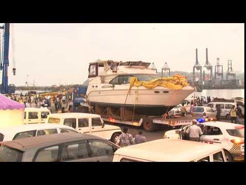 unforeseen logistical problems faced in transport of yachts