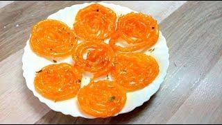 Instant Jalebi Recipe | Crispy Crunchy Juicy Jalebi | Home made Jalebi