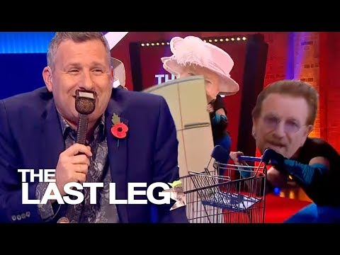 Tax Dodgeball - The Last Leg