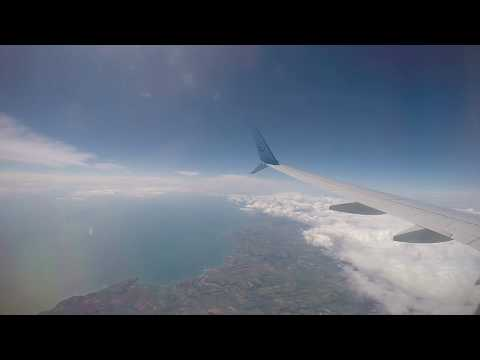 Thomson 6707 Flight from Lanzarote to Cardiff Airport