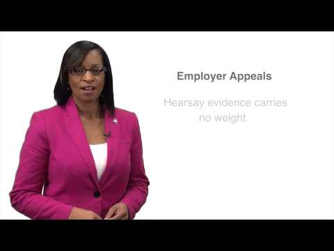 Employer Appeals