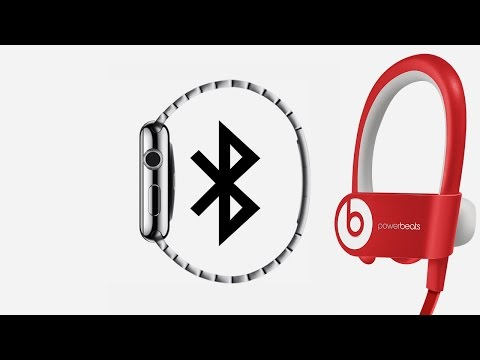 How To Connect Wireless Headphones To Your Apple Watch
