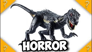 Why the Indoraptor is SCARIER than the INDOMINUS REX