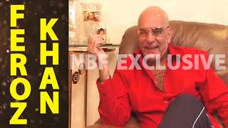 FEROZ KHAN EXCLUSIVE FULL INTERVIEW FROM OLD ARCHIVES | NITIN BHARDWAJ FILMS