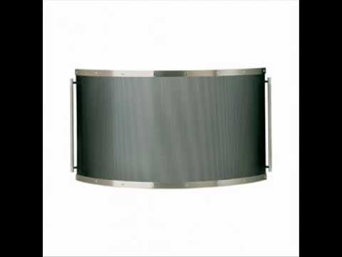 ceramic glass, perfect for fireplace glass door