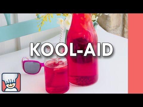 How to make kool-aid