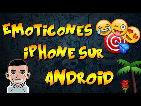 [TUTO] CHANGER ÉMOTICÔNES ANDROID