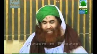 Message to tahir-ul-qadri by Molana Ilyas Attar Qadri Sahib, Mumtaz Qadri hero he