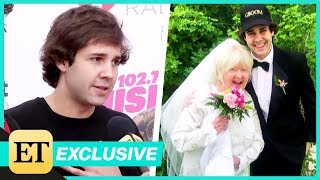 David Dobrik Spills on His Wedding And Upcoming Divorce Party