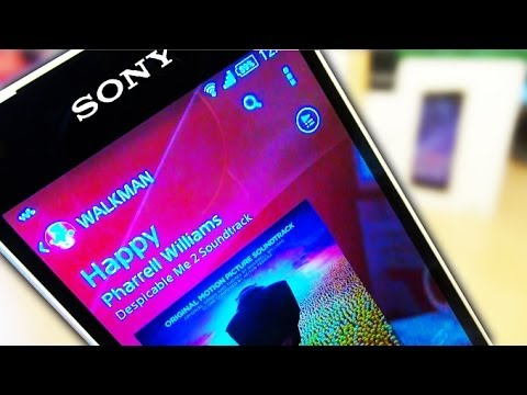 Sony Xperia Z2 Set your own Music as Notification / Ringtone