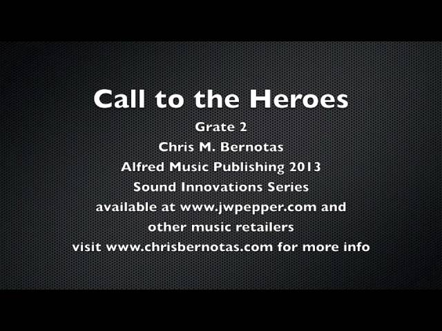 Download Call to the Heroes MP3 Gratis