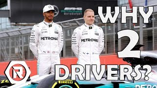 The Reason WHY There are TWO DRIVERS Per Team in Formula 1 | RacerThoughts #16