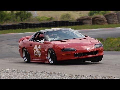 Camaro Track Day At Texas Motor Speedway