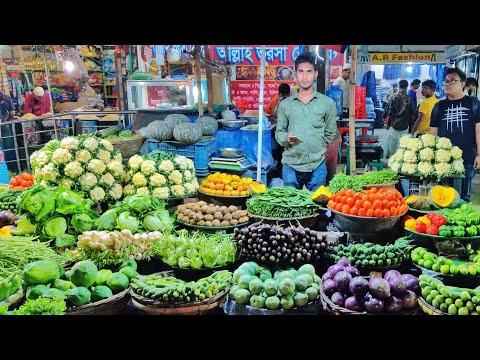 Xxx Mp4 বাংলাদেশে তাজা শাক সবজির দাম বাংলাদেশের কাচা বাজার Biggest Vegetable Market In Dhaka Bangladesh 3gp Sex
